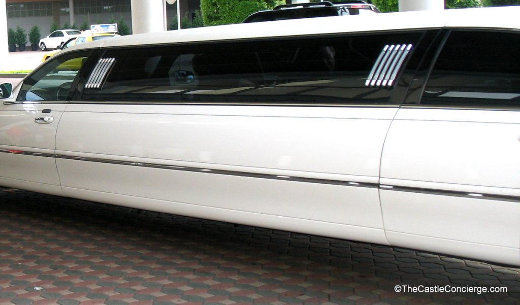 WDW Transportation Option Limousine
