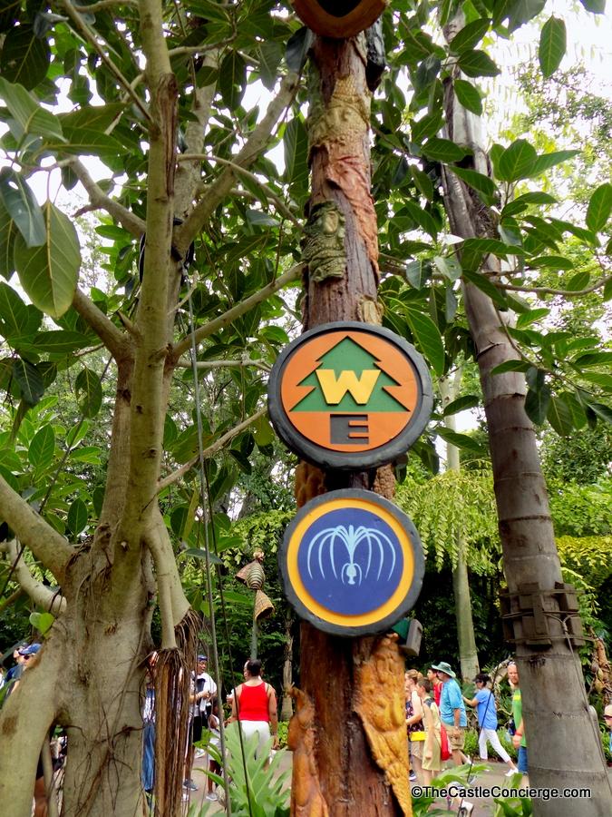 Kids can earn Wilderness Explorer Badges in Disney's Animal Kingdom.