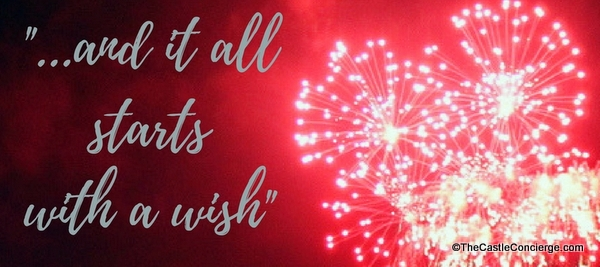 Wishes Fireworks at Magic KIngdom. Favorite Walt Disney World Quotes.