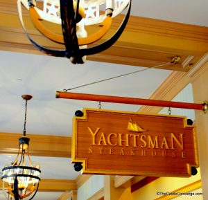 Yachtsman Steakhouse Disney's Yacht Club