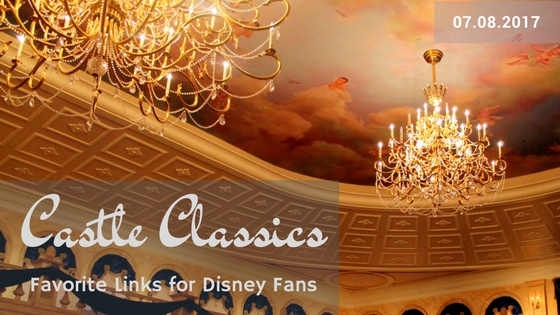 Castle Classics are Favorite Links for Disney Fans.