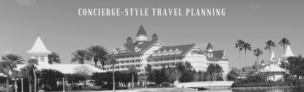 Concierge-Style Travel Planning