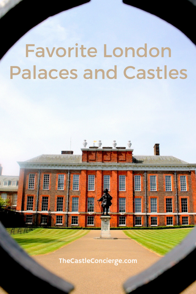 London Castles and Palaces.