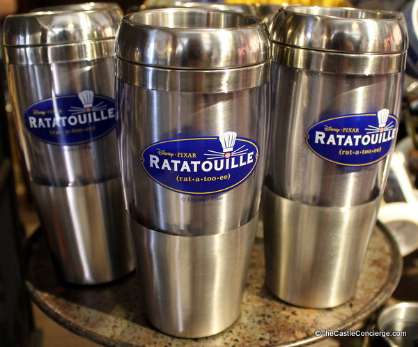 A travel mug for Ratatouille fans
