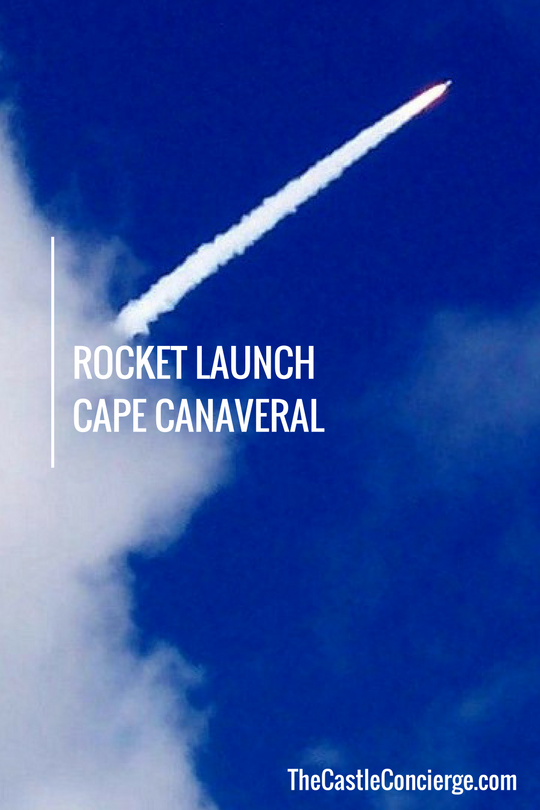 Rocket Launch Cape Canaveral New Horizons