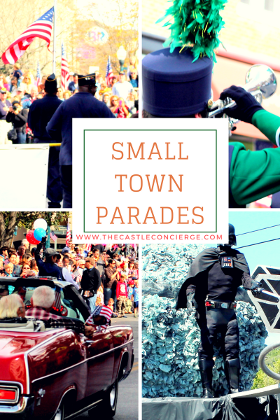 Small Town Parades