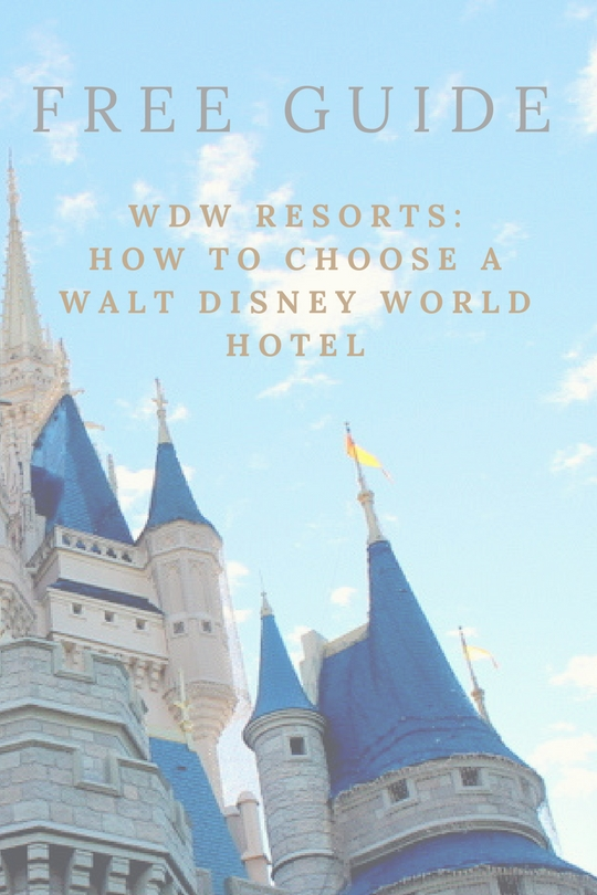 wdw resorts_how to choose a walt disney world hotel